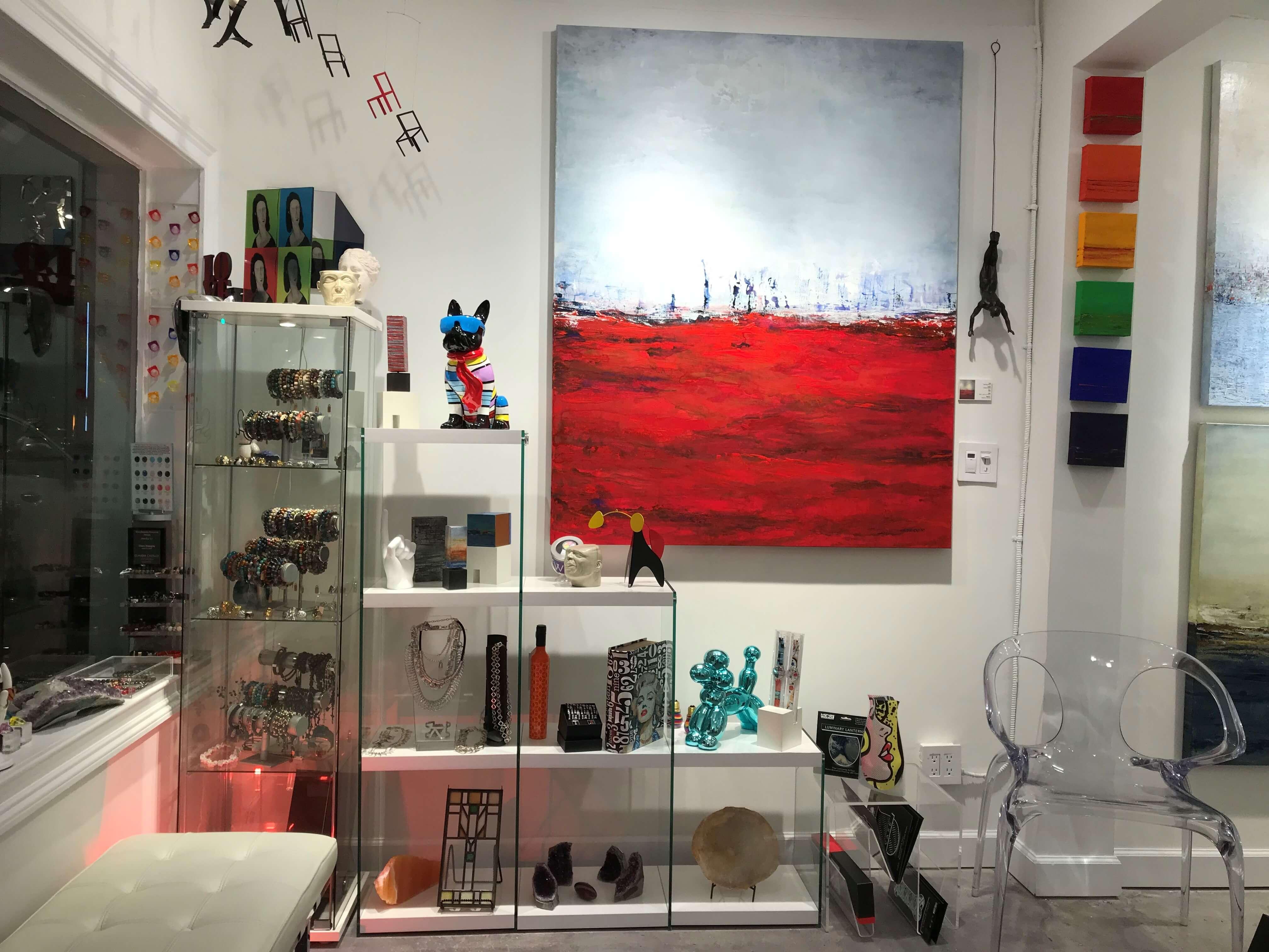. Claudia Castillo Art Studio   Things To Do   Wilton Drive